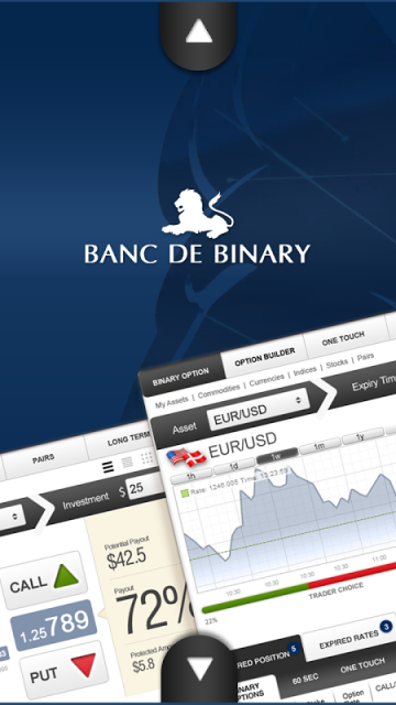Binary options web api