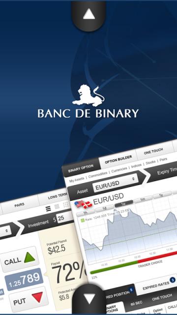 Banc De Binary Brasil Automatisierte Binärsignale