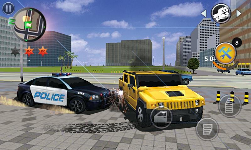 Gângster Grande 3D screenshot 1