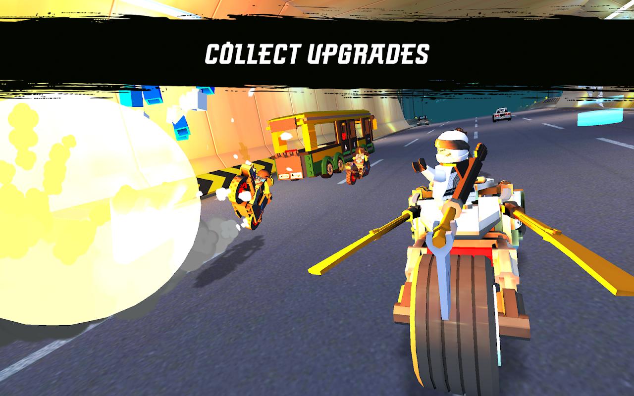 LEGO® NINJAGO®: Ride Ninja screenshot 4