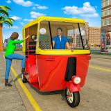 Aquí Aquí Auto Ritschshav Conduciendo Simulador Icon