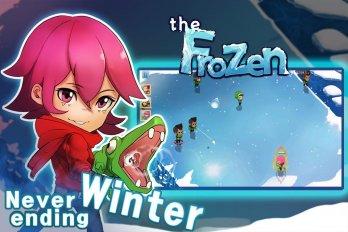 SuperSnowBattle(frozen) v 1.2 Мод (много денег) 2