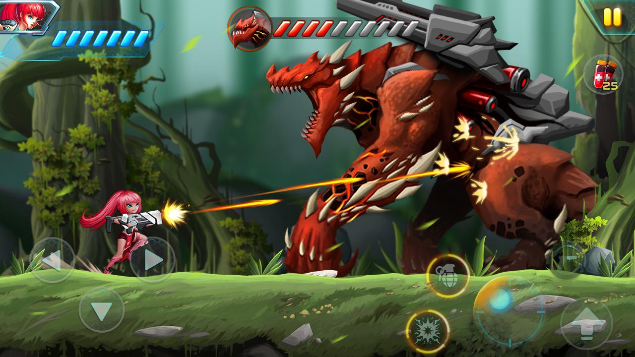 Guerreiros de aço screenshot 1