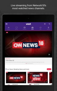 Voot - Watch Free - Colors, MTV Shows & Live News 2 1 77