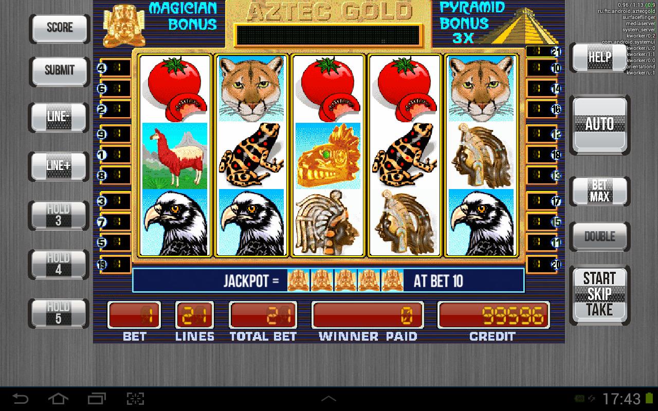 ігрові автомати безкоштовно aztec gold