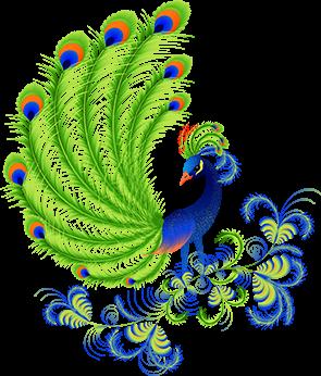 Icono peacock iptv