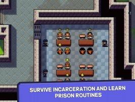 The Escapists Screen