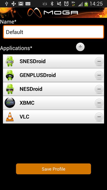 MOGA VK screenshot 2