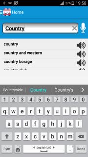English Dictionary screenshot 2