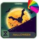Halloween Moon (Xperia Theme)