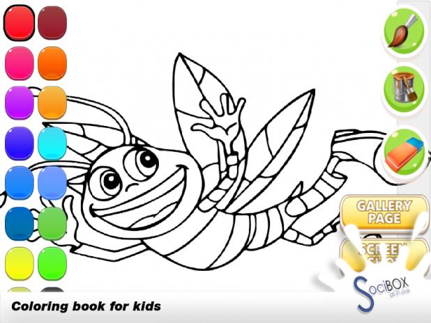 Böcek Boyama Kitabı 10190417 Android Aptoide Için Apk Indir