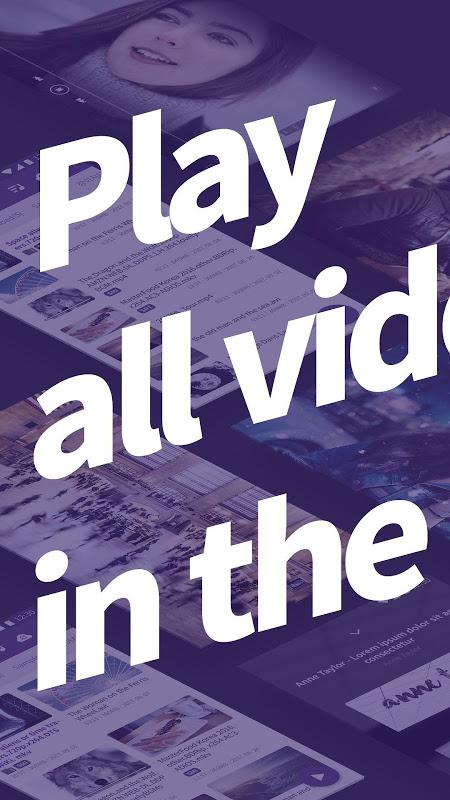 Video Player HD All formats & codecs - km player screenshot 1