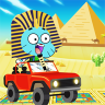 Icône Adventures Gumball in Pyramids