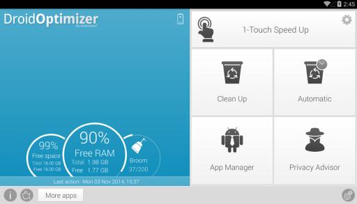 Droid Optimizer screenshot 12