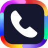 Caller Screen-HD Call Screen Theme Changer App Icon