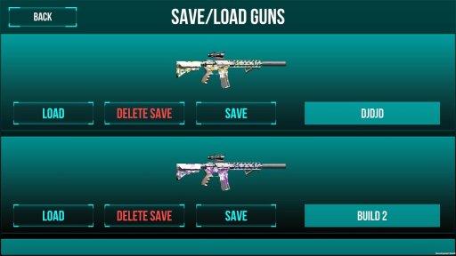 3D Ultimate Gun Simulator Builder screenshot 4