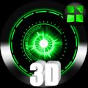 GreenKrome iconpack Next Theme