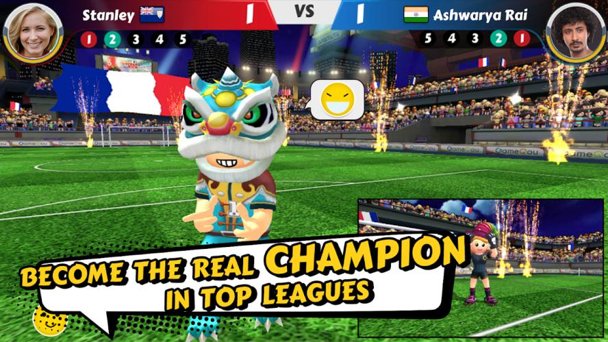 Perfect Kick 2 - Online football game screenshot 17