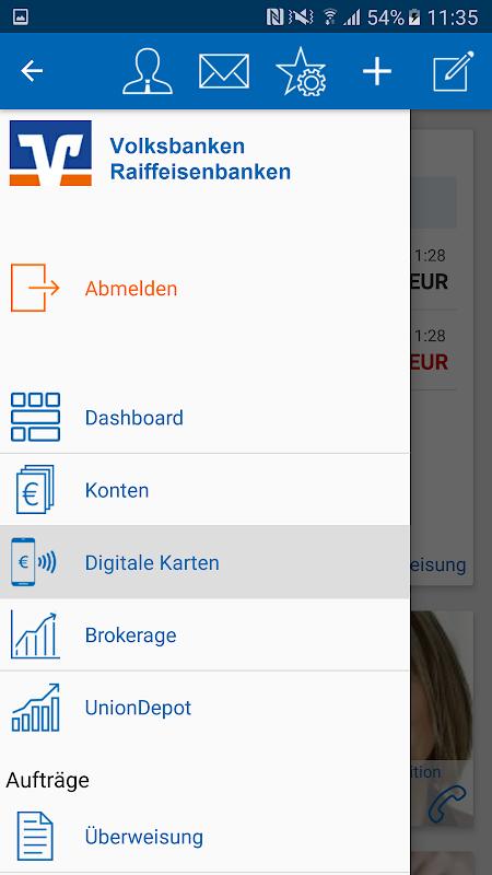Digitale Karten screenshot 1