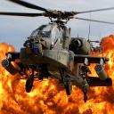 Gunship Force:Helicopter Games