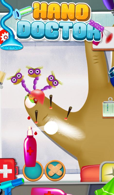 Hand Doctor screenshot 2