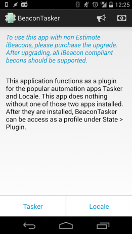 iBeaconTasker 12 Download APK for Android - Aptoide