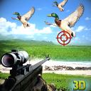 Duck Jagd Spiele - Best Sniper Hunter 3D