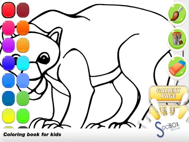 Singa Buku Mewarnai 1 0 190417 Unduh Apk Untuk Android Aptoide