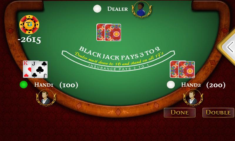 BlackJack Multi Hand screenshot 2