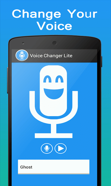 Voice changer apk onhax android