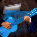 Hologram Guitar 3D Bas