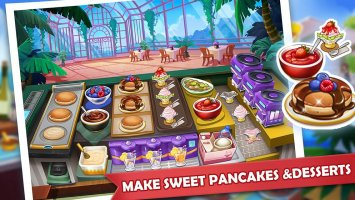 Cooking Madness - A Chef's Restaurant Games Screen
