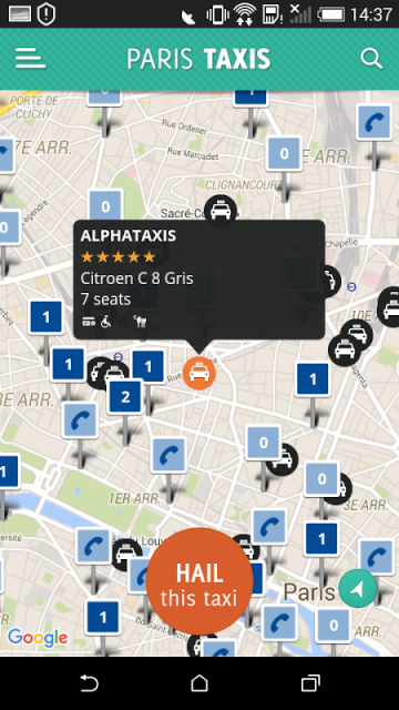 paris taxis download apk for android aptoide. Black Bedroom Furniture Sets. Home Design Ideas