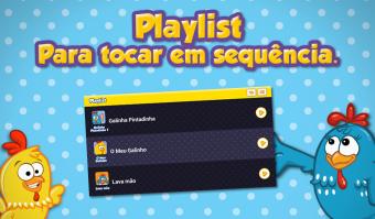 Turma da Galinha Pintadinha Screenshot