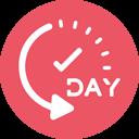 DAY DAY Contagem Regressiva de Dias