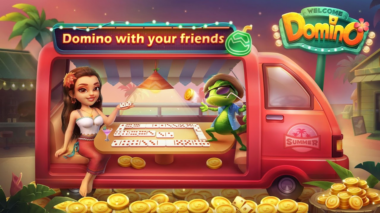 Higgs Domino Island Gaple Qiuqiu Poker Game Online 1 66 Download Android Apk Aptoide