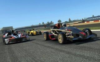 Real Racing 3 Screen
