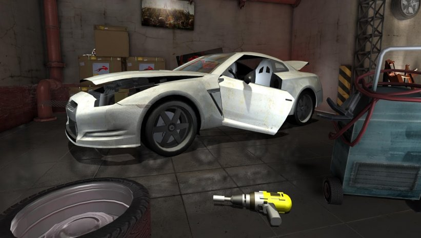Fix My Car >> Fix My Car Garage Wars 1 3 Android Aptoide Icin Apk Indir