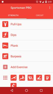Bodyweight Workout screenshot 1