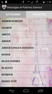 Messages Et Poemes Damour 221 Descargar Apk Para Android