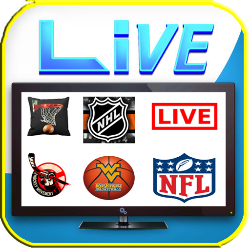 Live Stream for NFL NBA NCAAF MLB and many sports