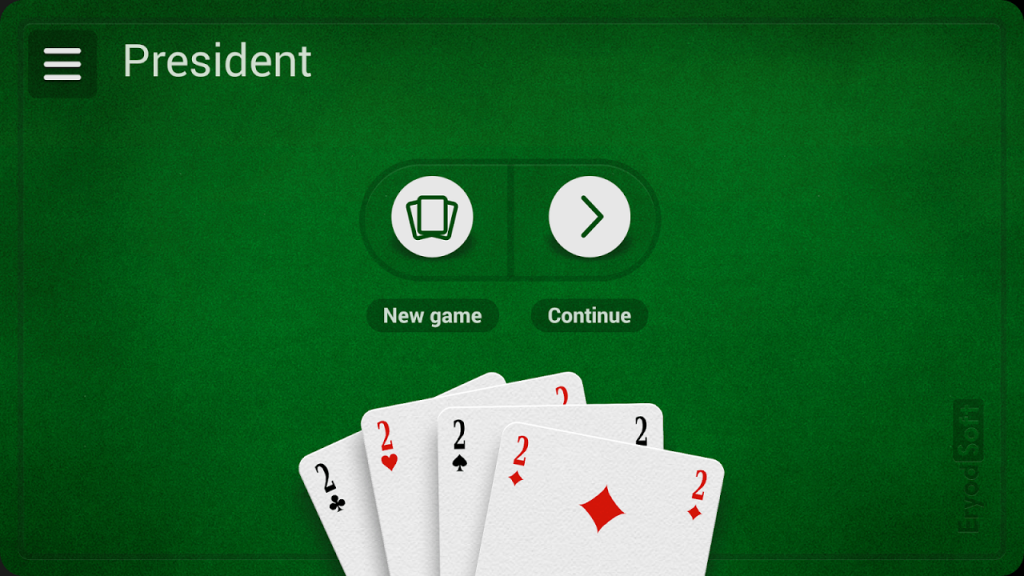 president card game play online
