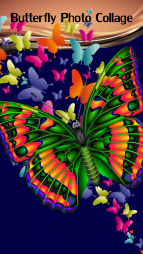 Butterfly Photo Collage 1 4 Download Android Apk Aptoide