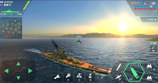 Battle of Warships: Naval Blitz 1 70 4 Download APK for