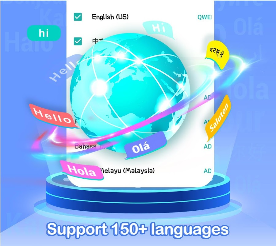 Kika Keyboard 2020 - Emoji Keyboard, Emoticon, GIF 6.6.9.5888 Download  Android APK | Aptoide