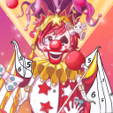 Clown Coloring Book - color by number paint games