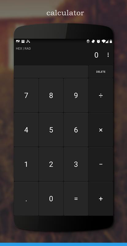 LessUgly Blue CM13/12.x Theme screenshot 2
