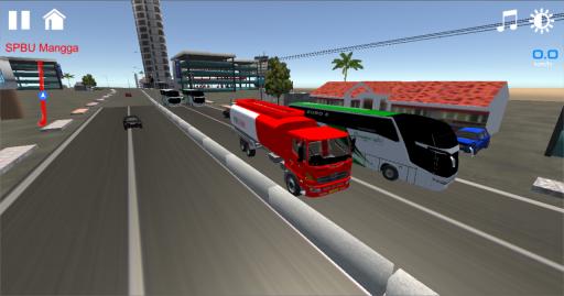 IDBS Truk Tangki screenshot 5