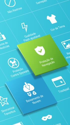 Puffin Browser Pro screenshot 3