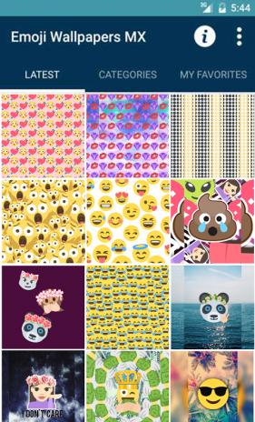 Emoji Wallpapers 1 Download APK for